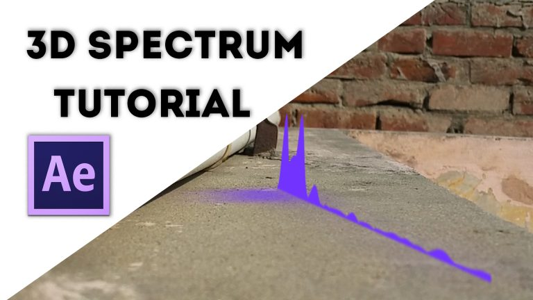 3D Audio spectrum