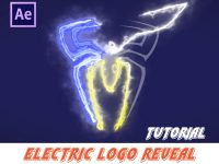Electric logo Reveal