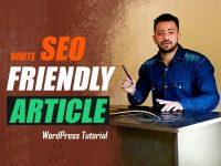 write SEO friendly article