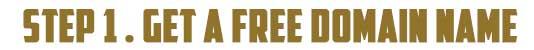 make free website