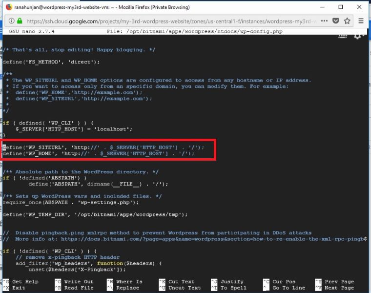 Wordpress SSL Bitnami - Blog About SSL