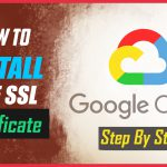 ssl certificate on google cloud platform