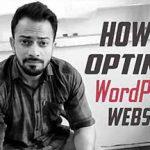 Optimize WordPress website