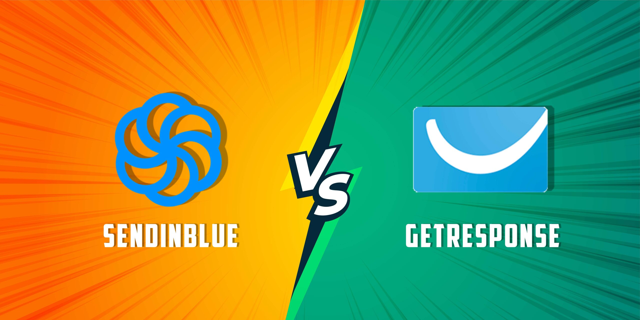 sendinblue review - SendinBlue VS GetResponse