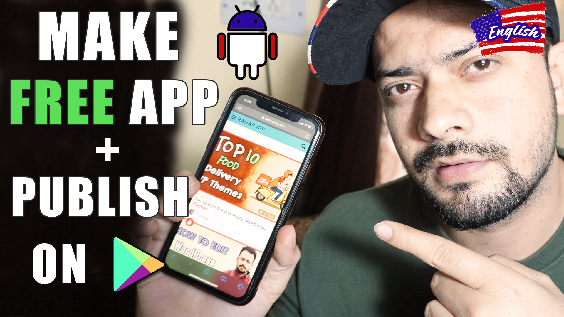 How to Make a Free Android app